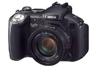 CANON Digital Camera POWERSHOT S5 IS
