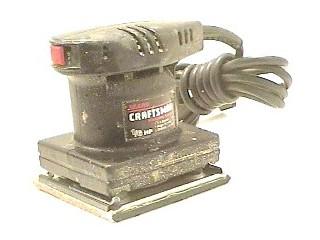 CRAFTSMAN Vibration Sander 315116021