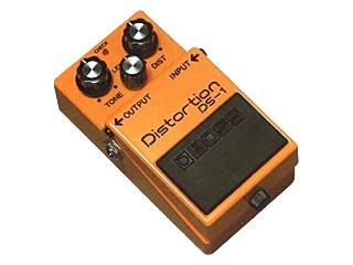 BOSS Effect Equipment DS-1
