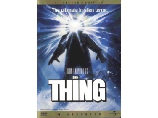 DVD MOVIE DVD THE THING