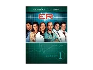 DVD MOVIE DVD ER-THE COMPLETE FIRST SEASON