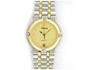 GUCCI Gent's Wristwatch 9000M