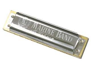 HOHNER Harmonica MARINE BAND