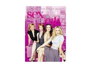DVD MOVIE DVD SEX AND THE CITY THE COMPLETE THIRD SEASONS