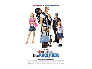 DVD MOVIE VIN DIESEL THE PACIFIER | Buya