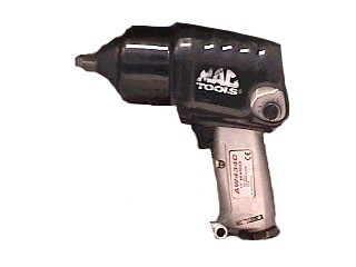 MAC TOOLS Air Impact Wrench AW434 IMPACT WRENCH
