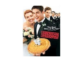 DVD MOVIE DVD AMERICAN WEDDING UNRATED EXTENDED PARTY EDITION