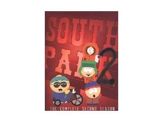 DVD MOVIE DVD SOUTH PARK-THE COMPLETE SECOND SEASON (2003)