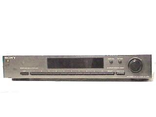 SONY Tuner ST-JX421