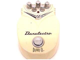 DANELECTRO Effect Equipment DADDY-O