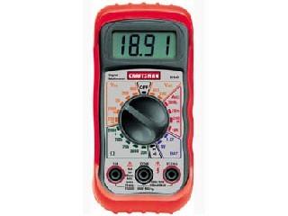 CRAFTSMAN Multimeter 82140