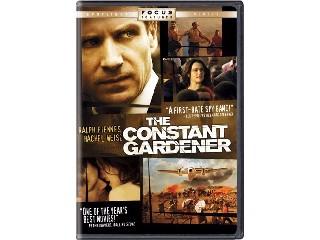 Constant Gardener Movie Poster