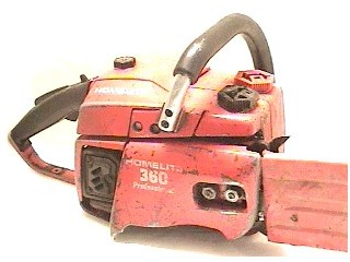 HOMELITE Chainsaw 360 AUTOMATIC