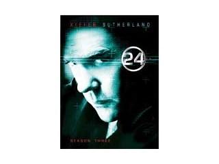 DVD MOVIE DVD 24: SEASON THREE (2004)