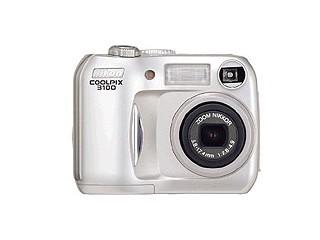 NIKON Digital Camera COOLPIX 3100