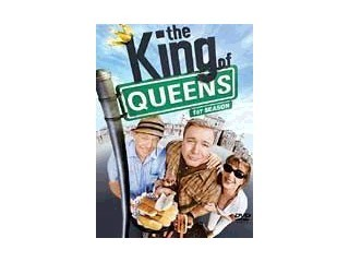 DVD MOVIE DVD THE KING OF QUEENS 1ST SEASON