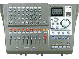 TASCAM DIGITAL Player/Recorder DP-01FX
