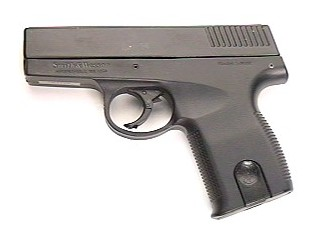SMITH & WESSON Pistol SW9M