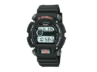 CASIO Gent's Wristwatch DW-9052-1VDR