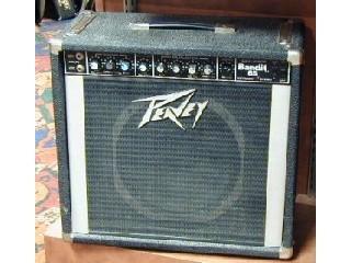 PEAVEY Electric Guitar Amp BANDIT 65