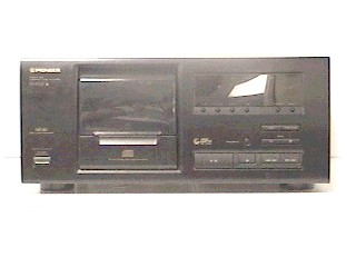 PIONEER CD Player & Recorder PD-F505