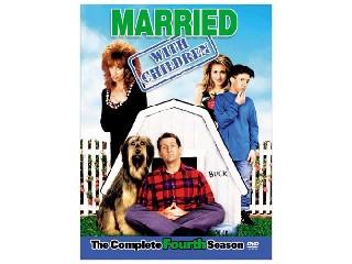 DVD MOVIE DVD MARRIED WITH CHILDREN FOURTH SEASON