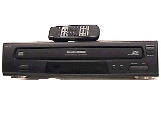 PHILIPS CD Player & Recorder CDC735 1701