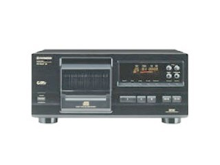 PIONEER ELECTRONICS CD Player & Recorder PD-F407