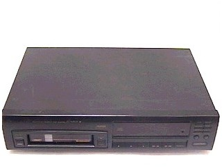 PIONEER ELECTRONICS CD Player & Recorder PD-M502
