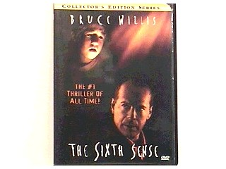DVD MOVIE THE SIXTH SENSE COLLECTOR'S EDITION SERIES