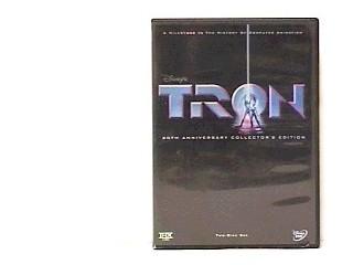 DVD MOVIE DVD TRON