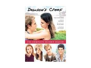 DVD MOVIE DVD DAWSONS CREEK: SECOND SEASON (2003)