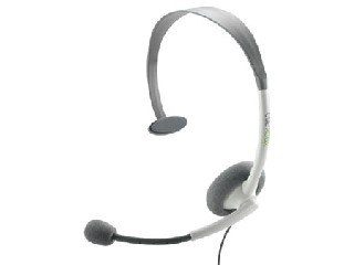 MICROSOFT Video Game Accessory HEADSET - XBOX 360