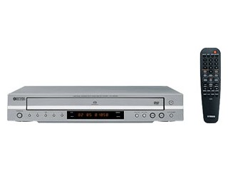 YAMAHA DVD Player DV-C6760 (SILVER)
