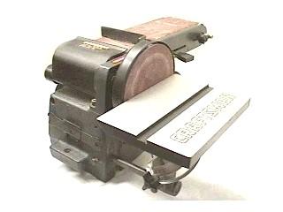 CRAFTSMAN Belt Sander 137.215360