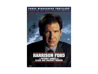 DVD MOVIE DVD HARRISON FORD BOX SET