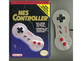 NINTENDO Video Game Accessory NES - CONTROLLER - ORIGINAL