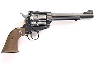 RUGER Revolver NEW MODEL BLACKHAWK