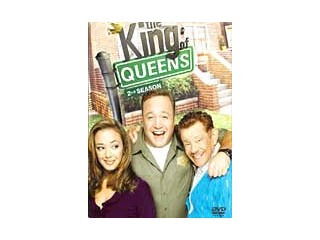 DVD MOVIE DVD THE KING OF QUEENS-SEASON TWO (2004)