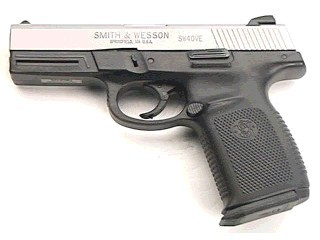 SMITH & WESSON Pistol SW 40VE