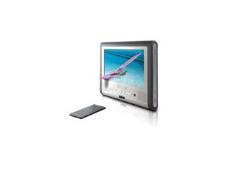 COBY Portable DVD Player TF-DVD7700