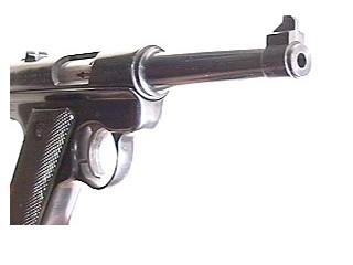 RUGER Pistol MARK I