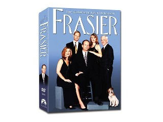 DVD MOVIE DVD FRASIER: THE COMPLETE FOURTH SEASON (1996)