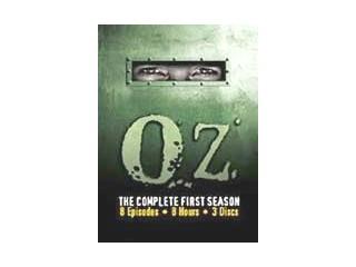 DVD MOVIE DVD OZ: THE COMPLETE FIRST SEASON (2002)
