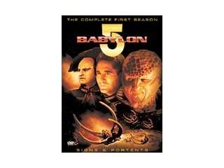 DVD MOVIE DVD BABYLON 5 COMPLETE FIRST