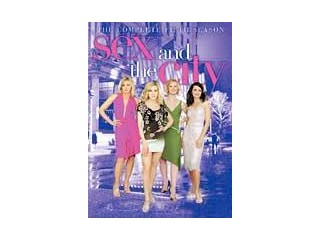 DVD MOVIE DVD SEX AND THE CITY THE COMPLETE FIFTH SEASON