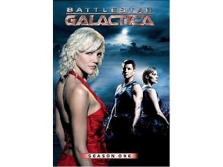 DVD MOVIE BATTLESTAR GALACTICA: SEASON ONE (2004)