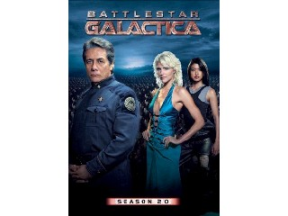 DVD MOVIE DVD BATTLESTAR GALACTICA-SEASON 2.0 (2005)