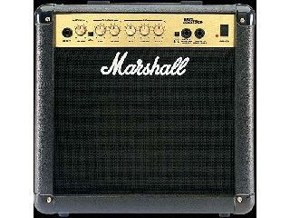 marshall guitar amp mg15cd very good buya. Black Bedroom Furniture Sets. Home Design Ideas