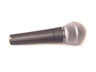 SHURE Microphone SM58